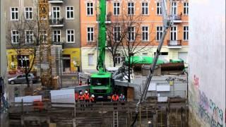 Video still for Bauma 2013: Concrete
