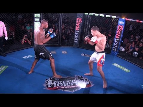 WFC 15 - Jordan Williams vs Richard Rigmaden