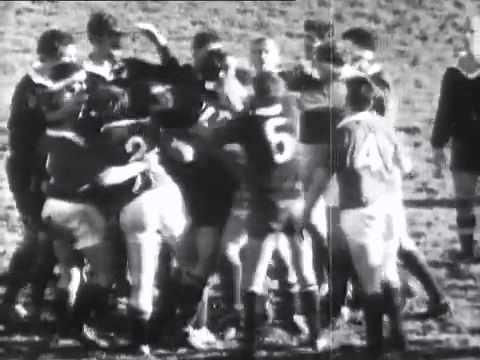 1971 All Blacks vs British Irish Lions - 1er Test Match