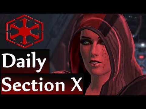 Belsavis: Section X Daily Quests Guide (SWTOR Empire Side)