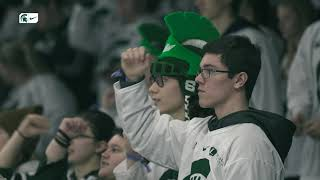 19 Michigan State vs 9 Penn State | Cinematic Highlight | Men's Hockey
