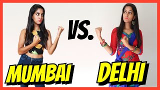 Mumbai VS. Delhi thumbnail