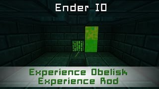 Ender IO : Experience Obelisk