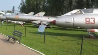 видео В Кубинке открылся Музей авиации под открытым небом