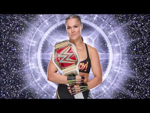 2018: Ronda Rousey WWE Theme Song