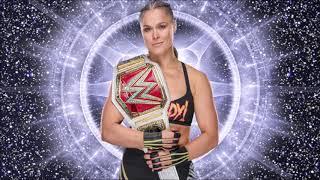 "Gambar cover 2018: Ronda Rousey WWE Theme Song ""Bad Reputation"""