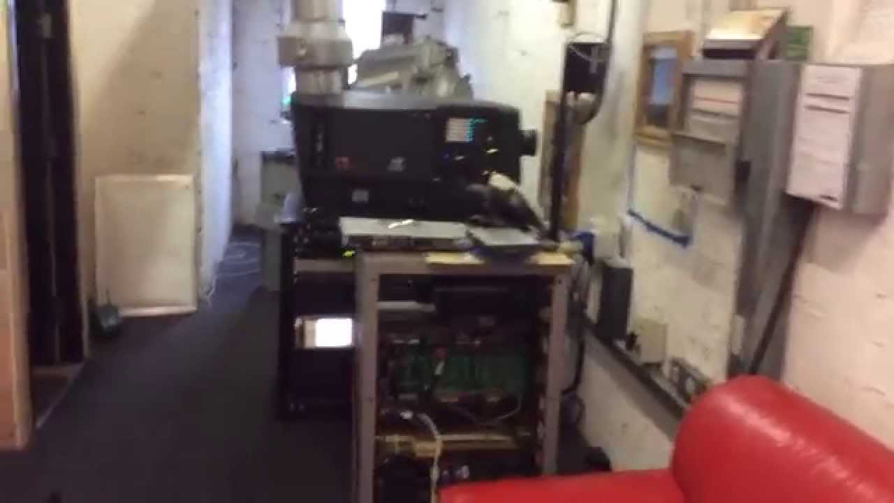 Cinema Projection Room Update Video Youtube