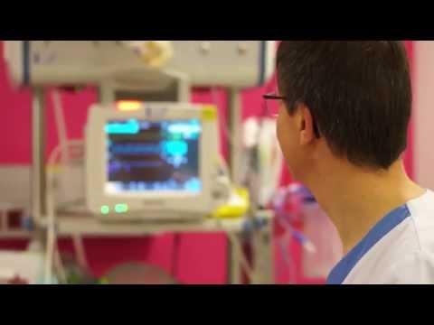 Видео Infirmiere anesthesiste belgique
