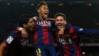 MSN - The end/ best moments/ goals/ Neymar special