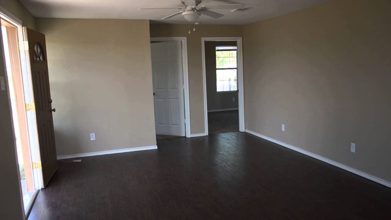 3 Bed 1 Bth House For Rent In Odessa TX   YouTube