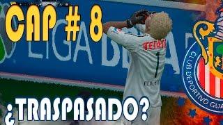 FIFA 16 - Modo Carrera Portero [Cap. #8] ¿RETENIDO?