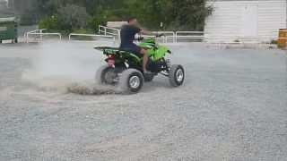 quad bike drift in ayia napa