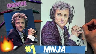 Drawing NINJA (Tyler Belvins)