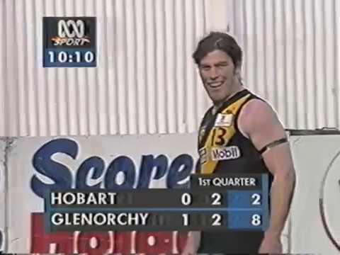 1996 TFL Rd. 19 Hobart V Glenorchy (FULL MATCH)