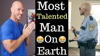 Johnny Sins:-The Untold Story 😂😝(Re-uploaded on public demand) | The Most Inspirational Man Alive