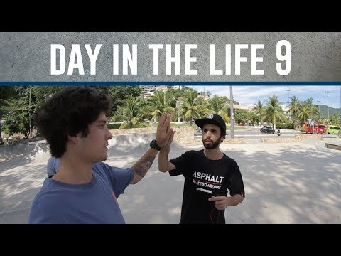 DAY IN THE LIFE 9 - PRIMEIRO ROLE DO ANO