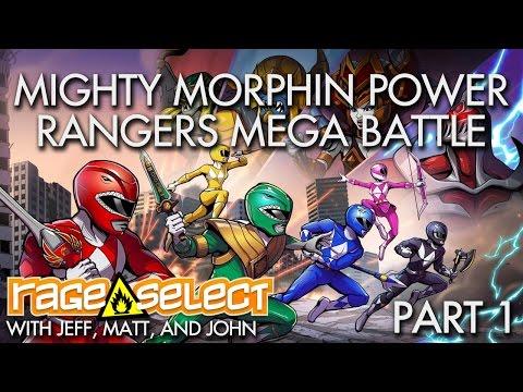 The Dojo - Mighty Morphin Power Rangers: Mega Battle - Part 1