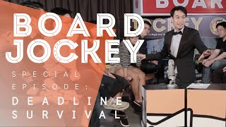 BOARD JOCKEY - Special Episode: Deadline Survival (Ultimate Werewolf)