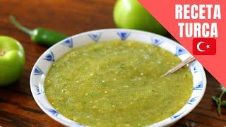 Salsa verde: receta tradicional mexicana