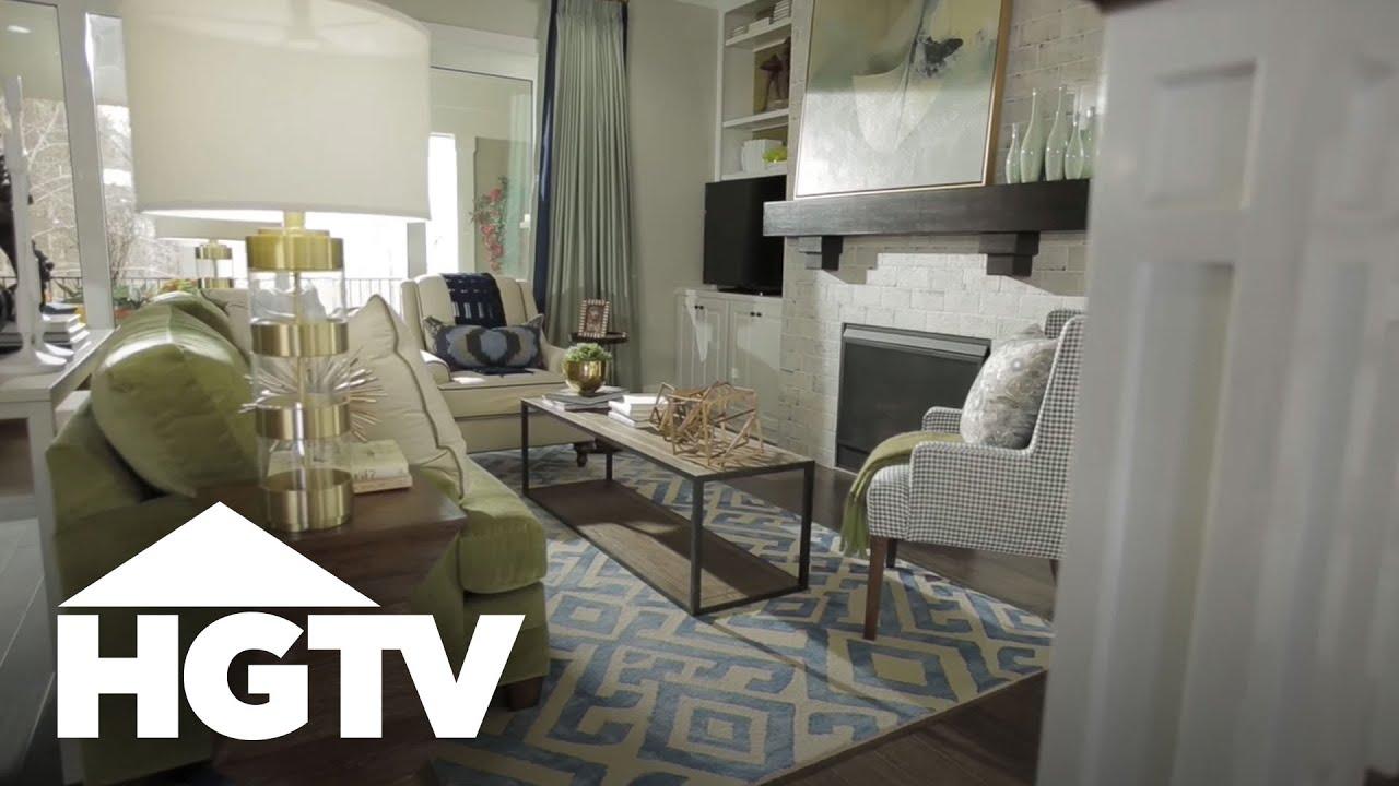 3 Living Room Upgrades Under $50   HGTV