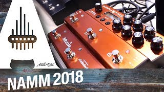 NAMM 2018 Archive - Atomic Amplifire Six