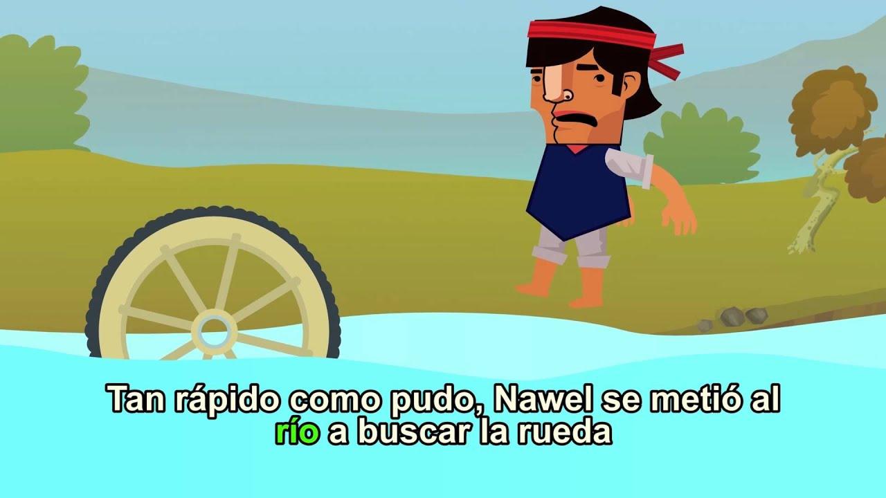 Cuento Nawel El Campesino