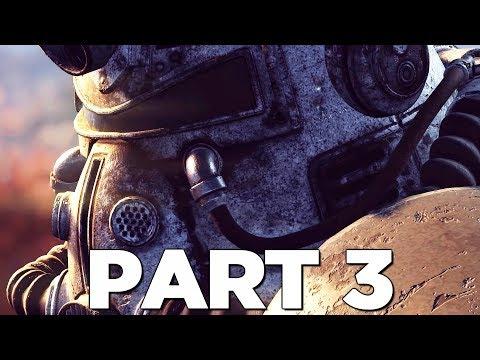 FALLOUT 76 Walkthrough Gameplay Part 3 - MACHINE EVENT (PS4 PRO) thumbnail