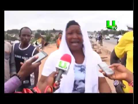 Achimota: Traders angry over demolition exercise