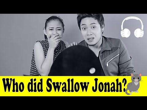 Who Did Swallow Jonah? | Family Sing Along - Muffin Songs