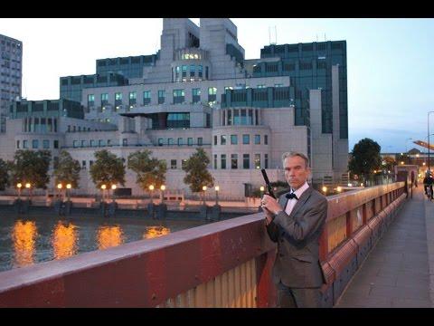 MI6 (James Bond) [London] | London Tour | Part #9