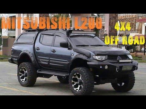 ᴴᴰ Mitsubishi L200 Triton 4×4 Off Road Modifiye Tuning – Modified Cars