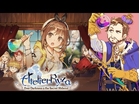 Mixing up the Atelier Formula  (Atelier Ryza REVIEW)  Clemps