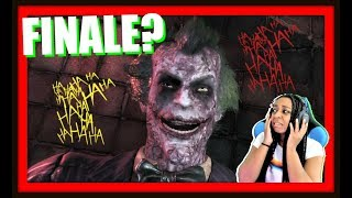IS THIS THE END?!?!   BATMAN ARKHAM CITY FINALE + CATWOMAN VS TWO FACE FULL GAMEPLAY!!!