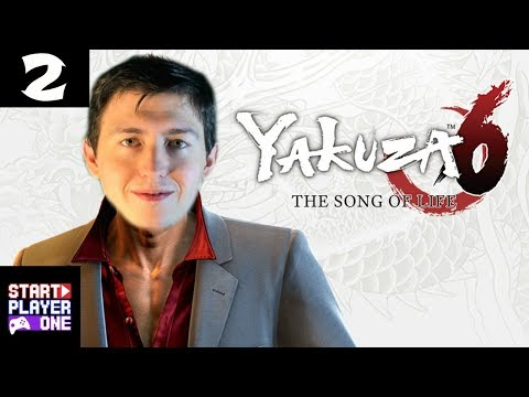 Yakuza 6 The Song of Life: Karaoke Time: Part 2: Start Player One