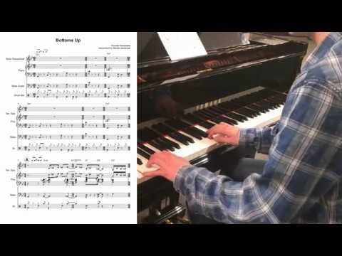 Bottoms Up - Gonzalo Rubalcaba (transcribed by Michał Jakubczak)