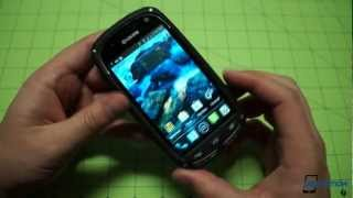 Kyocera Torque: Unboxing and Hardware Tour