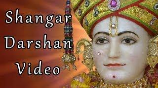 Shangar Darshan HD (VIDEO) Shree Swaminarayan Gadi Sansthan