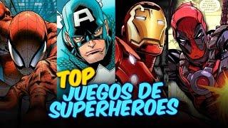 Top Juegos basados en super héroes