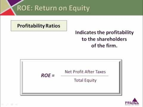 Aerospace and Defense Industry Financial Ratios - Return on Equity (ROE)