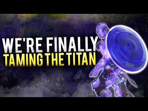 Finally taming the BEAST.. Returning To Titan For Crucible! (Destiny 2)