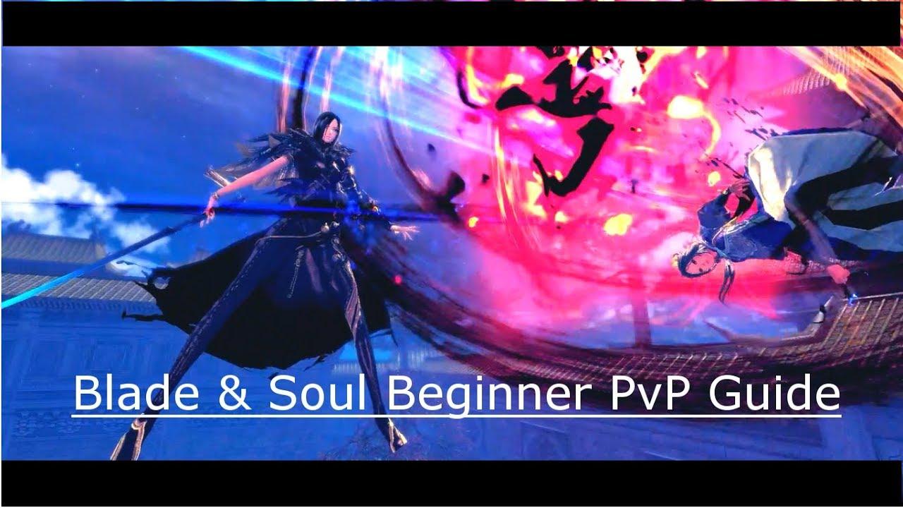 Blade & Soul Beginner PvP Guide