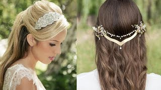 CUTE & EASY Hairstyles , Most Beautiful Hairstyles |How To Style For Own Hair #3