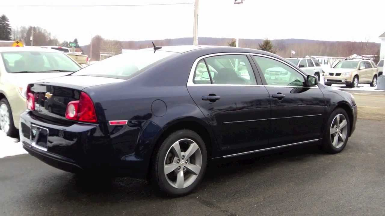2011 Chevrolet Malibu Lt For Sale By Crotty Chevrolet