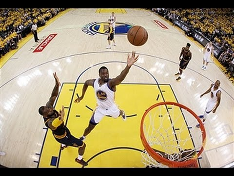 2015 NBA Finals: Top 10 Plays