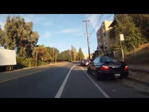 Bike Oakland: MacArthur & Laurel