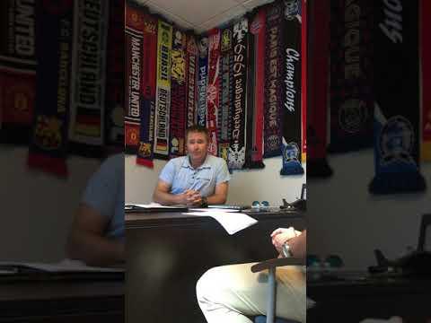 Part 1 -  Dave Dengerink Interview