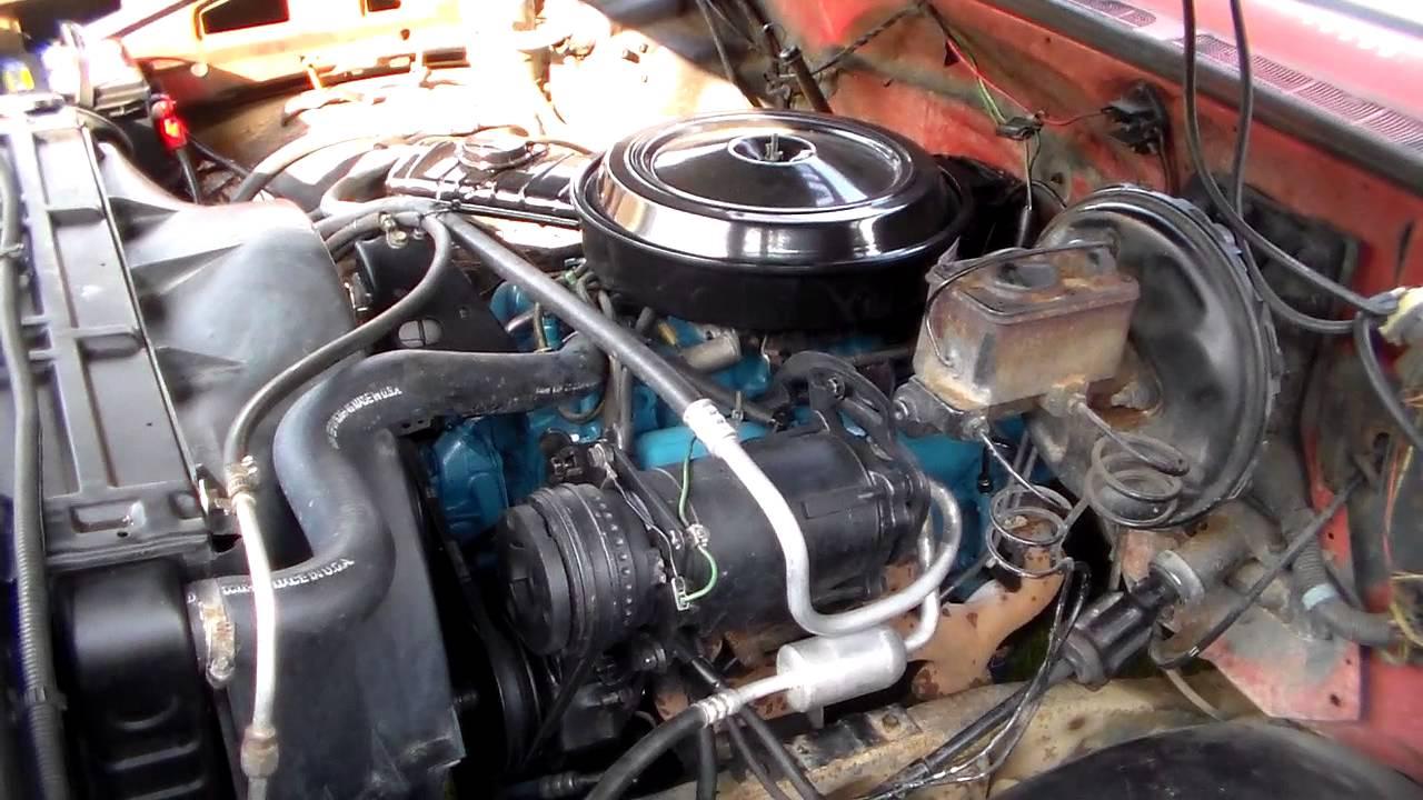 1979 chevy truck fan switch replaced [ 1280 x 720 Pixel ]