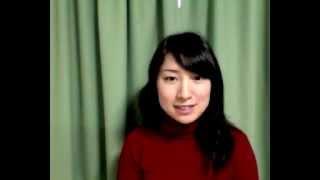 1/13 名曲コンサート ヴァイオリニスト尾池亜美さん メッセージ
