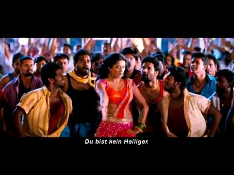 One Two Three Four - Chennai Express [Deutsch]