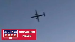 Plane Stolen from Seattle Airport - LIVE BREAKING NEWS COVERAGE